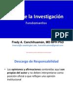 L01. Etica de La Investigacion. F Canchihuaman