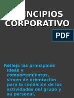 PRINCIPIOS Y VALORES CORPORATIVOS