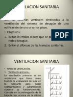 9. VENTILACION SANITARIA