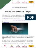 PKR _ Raise Your Game _ HUGS_ Alec Torelli vs Tony G