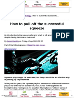 PKR _ How to Pull Off the Successful Squeeze