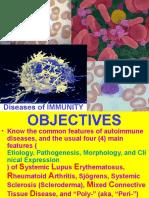 Diseases of Immunity