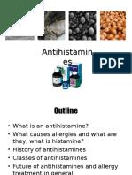 Lecture - 1 Antihistamine