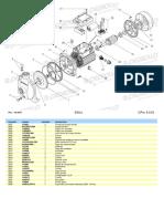 Manual Partes Bomba Pedrollo CMP