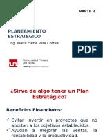 1 Introducción Planeamiento Estratégico P2