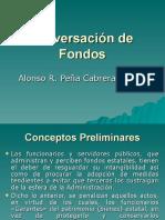 MALVERSACIÓN DE FONDOS