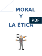 La Moral y la Etica