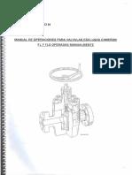 Manual de O&M Válvulas Cameron Tipo FL y FLS (2)