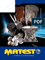Matest Brochure Seleccion de Productos 2012 SPANISH