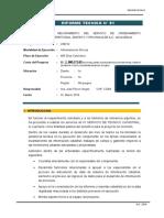 Informe Tecnico Proyecto de Ordnamiento Territorial