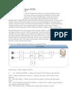 Arsitektur Jaringan PSTN