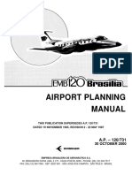 EMB120 Airport Planning Manual