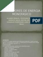 Contadores de Energia Monofasico (1)