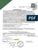 Satepen Ra El Bail and Discharge Bond Atu Da Anu 1-1A1BA Filed i