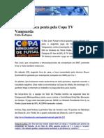 São José busca penta pela Copa TV Vanguarda
