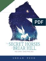 The Secret Horses Briar Hill Chapter Sampler