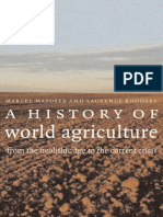 A History of World Agriculture