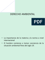 Sesion 1 - Derecho Ambiental Ppt