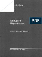 Manual de Reparación mercedez 904-906