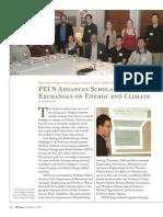 PECS Spring 2008