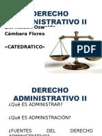1er Parcial - Derecho Administrativo 2