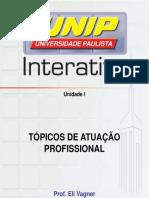Tópico Profissional - slide 1