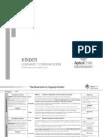 Planificacio N-ki Nde-lenguaje (1)