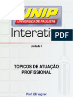 Tópico Profissional - slide 2