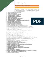 Cours Des Methologies de Recherche