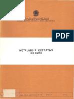 Metalurgia Extrativa Do Ouro
