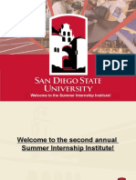 2015 summer internship insitute ppt