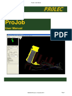 560648-005 Draft ProJob -User Guide Final Issue A