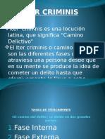 Fases de Itercriminis Diapositivas