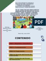 Presentación TESIS UNEFM MUNICIPALIZADA