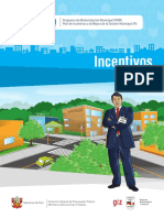 Incentivos Municipales