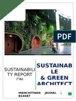 Sustainability B14087
