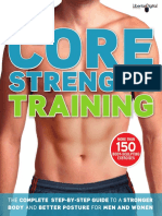 (DK US) - Core Strength Training - 1° Edition