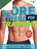 (DK US) - Core Strength Training - 1° Edition