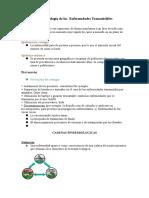 Epidemiología de Las Enfermedades Transmisibles Salud Publica