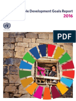 The Sustainable Development Goals Report 2016