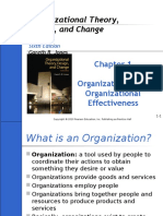 ch01-organisation theory