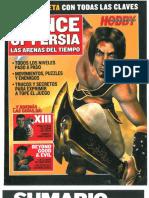 Hobby Consolas 147 Guia Completa POP Las Arenas Del Tiempo