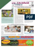 Hudson~Litchfield News 7-22-2016