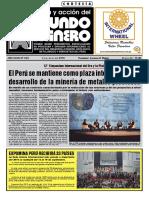 Mundo Minero - Junio 2016
