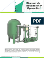 Manual de Instalacion Aqua-press
