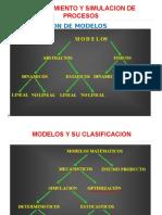 Modelos y Su Clasificacion 2015