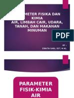 1. Parameter Fisika Dan Kimia