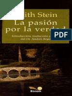 Edith Stein - Em Busca Da Verdade