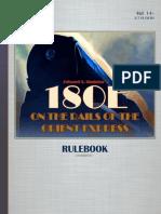 18OE Rules