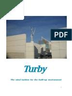 Turby en Application V3.0